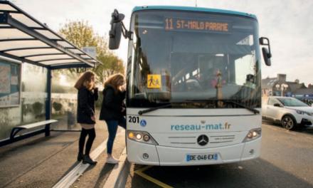 Bus à compter du 5 décembre