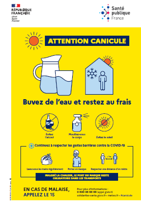 Inscription plan canicule